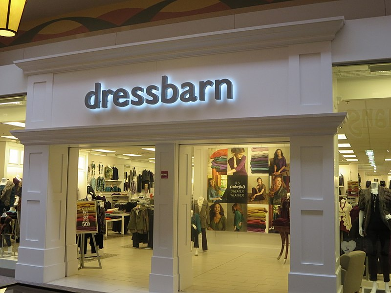 Ascena Retail Group closing all its 650 DressBarn stores