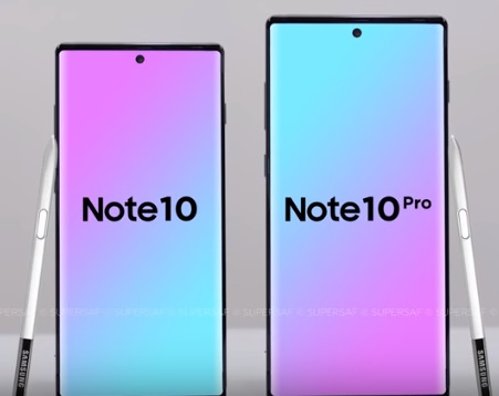Samsung Galaxy Note 10: Everything we know so far