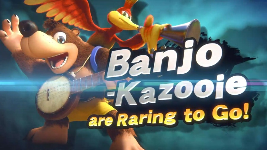 Banjo & Kazooie are coming to shake up the Smash Ultimate roster