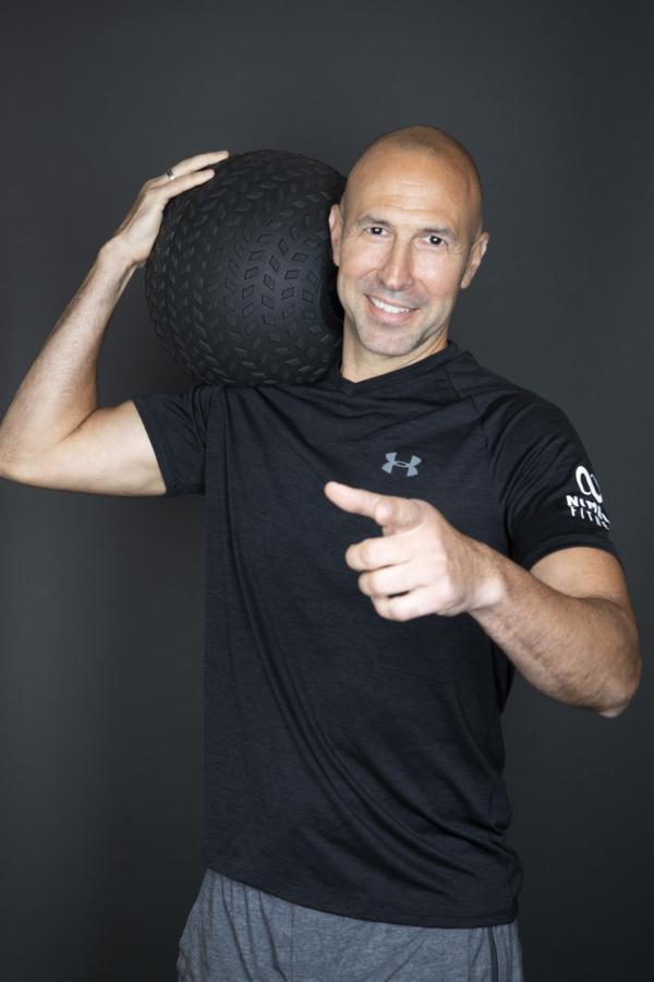 Daniel Lucas - Nimble Fitness