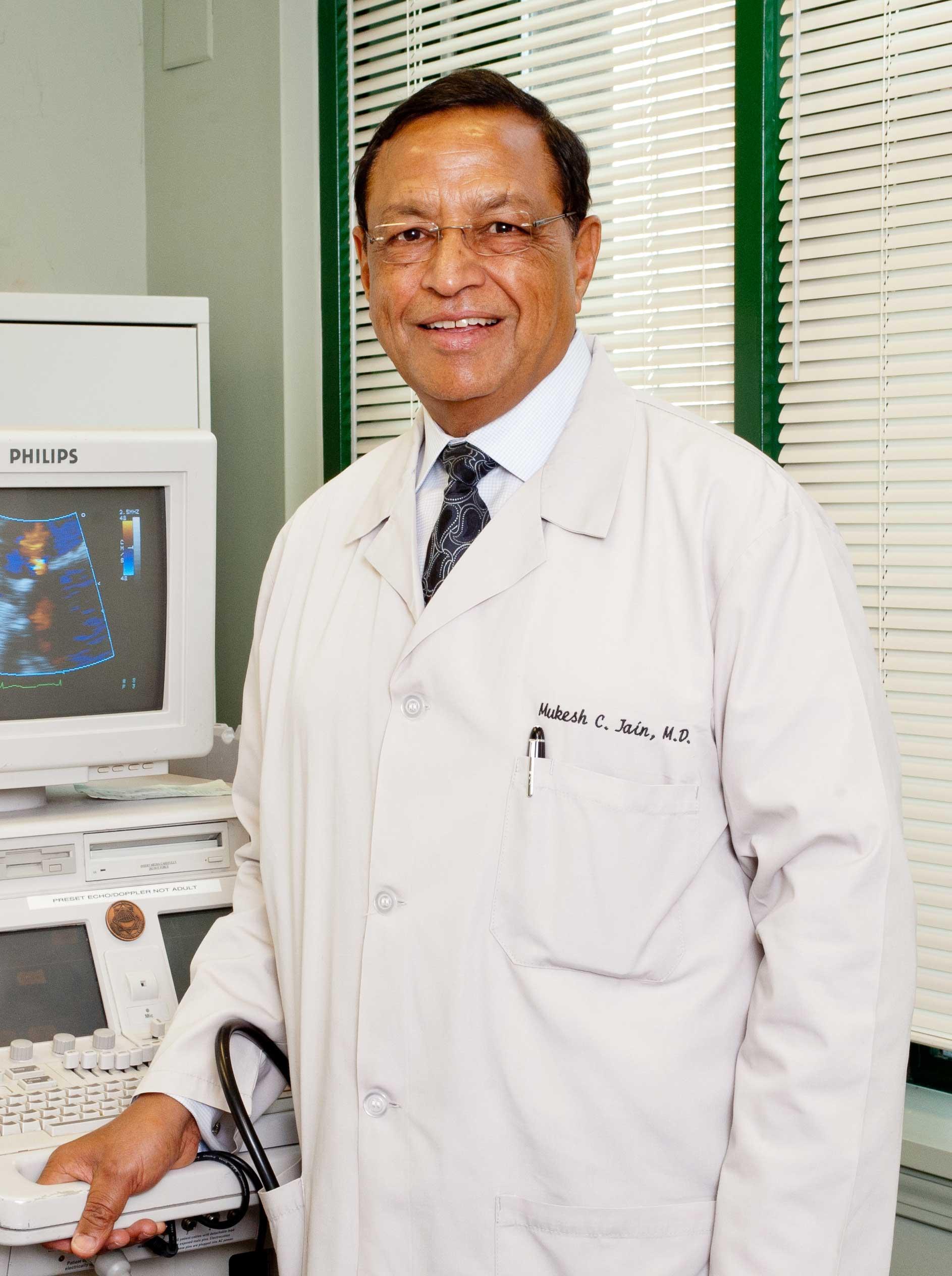 Dr. Mukesh C. Jain