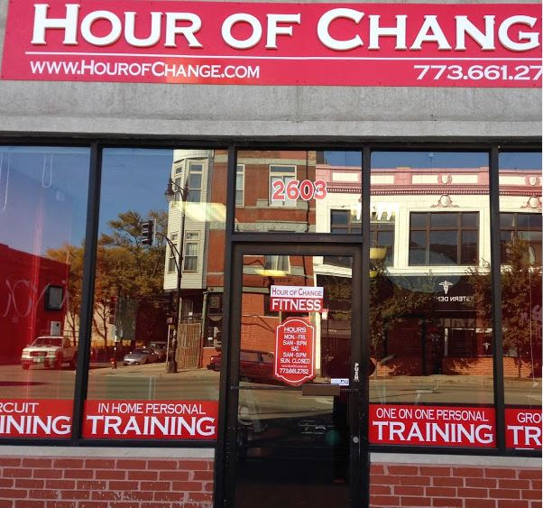 Hour of Change Fitness