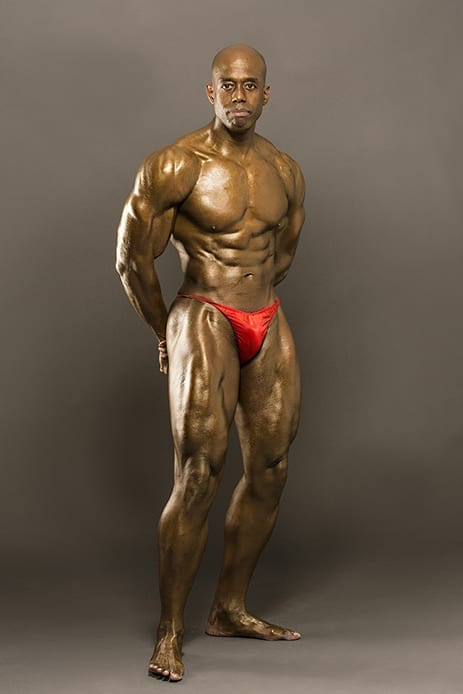 Kevin Richardson - Naturally Intense Personal Training