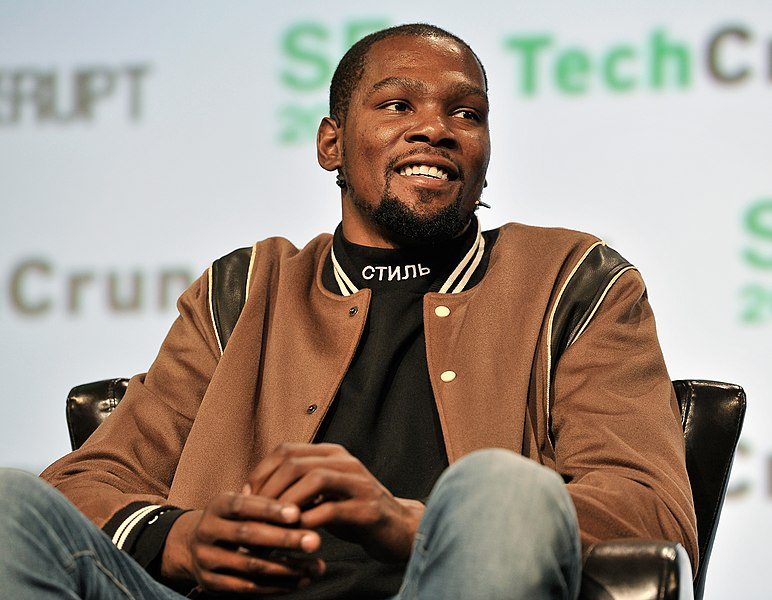 Need investors for your start-up? Start talking to NBA stars