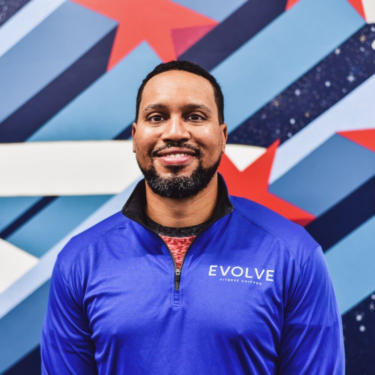 Phil Johnson - Evolve Fitness Chicago