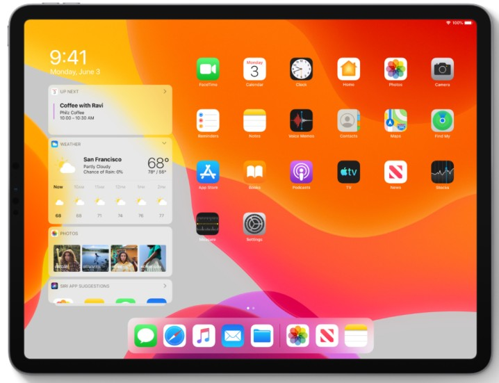 Apple unveils new iPad OS for power users