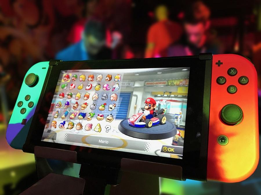 New Nintendo Switch model rumoured