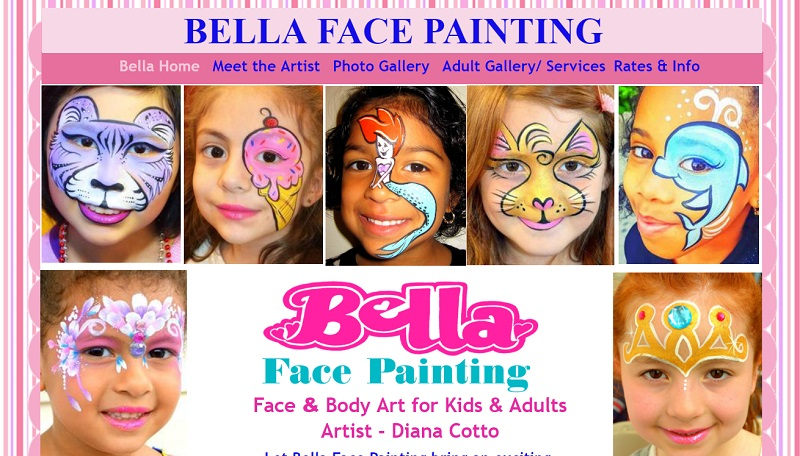 Bella Face Painting
