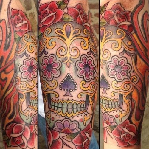 Daredevil Tattoo