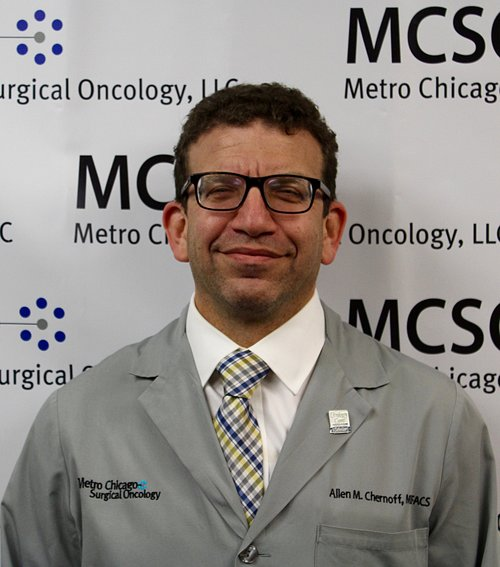 Dr. Allen M. Chernoff - Metro Chicago Surgical Oncology
