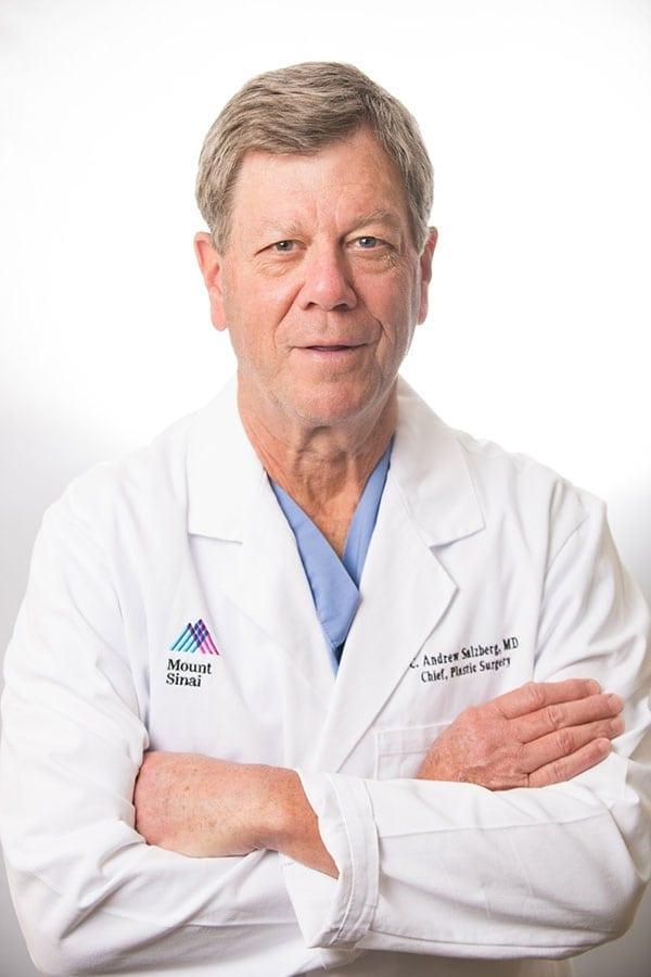 Dr. C. Andrew Salzberg - New York Group for Plastic Surgery