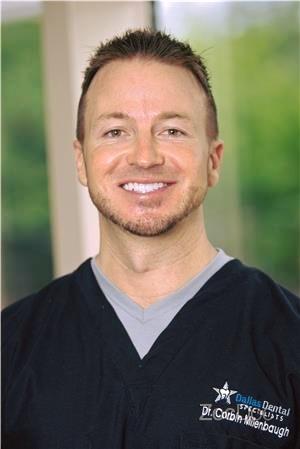 Dr. Corbin D. Milenbaugh - Dallas Dental Specialists