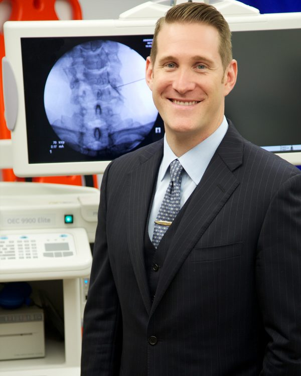 Dr. Corey Hunter - Ainsworth Institute of Pain Management
