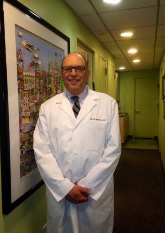 Dr. Ernest Levi - Grand Central Podiatry