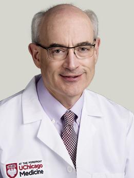 Dr. Everett Vokes - UChicago Medicine
