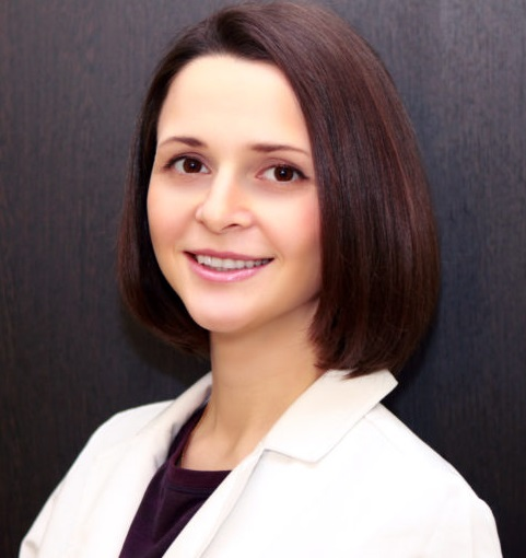 Dr. Kateryna Grytsenko - Union Square Dental
