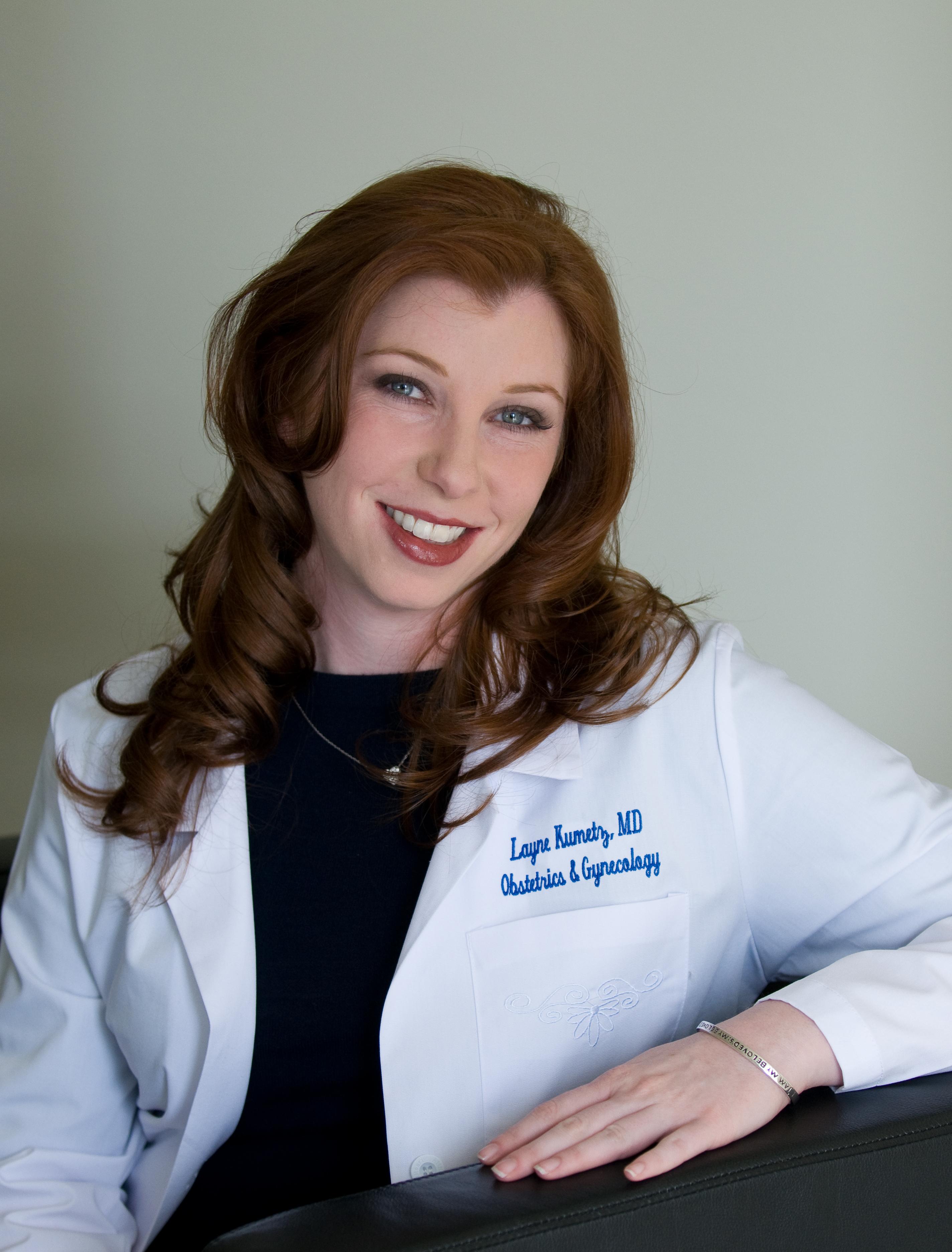 Dr. Layne Kumetz - Layne Kumetz, MD FACOG