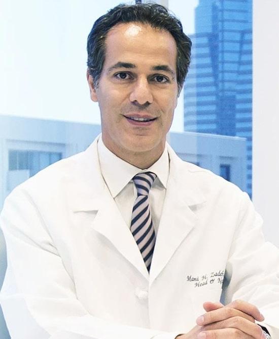 Dr. Mani Zadeh - Mani H Zadeh, MD