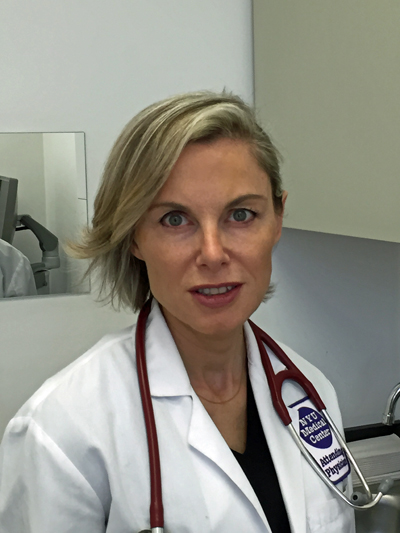 Dr. Olga Leonardi - Manhattan Endocrinologists