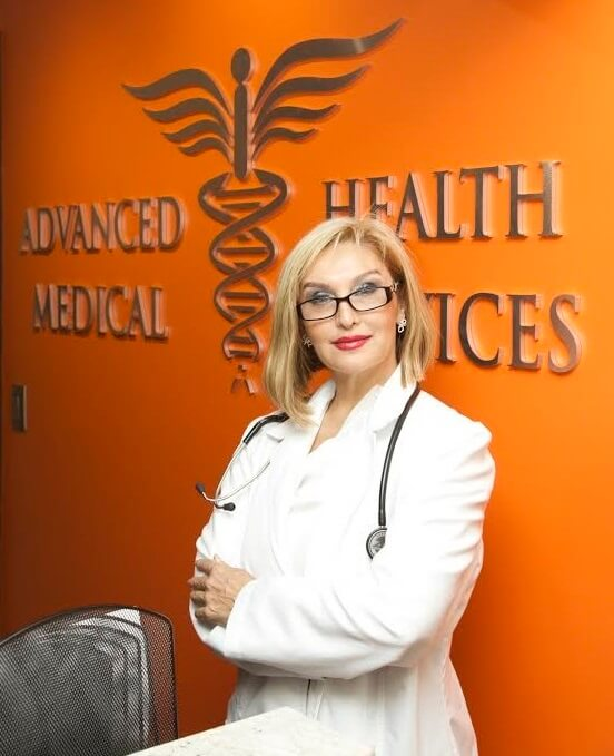 Dr. Roya Hassad - Advanced Medical Health Services