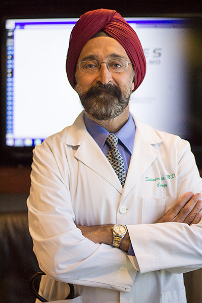Dr. Satinder J.S. Bhatia - Cardiovascular Medical Group of Southern California