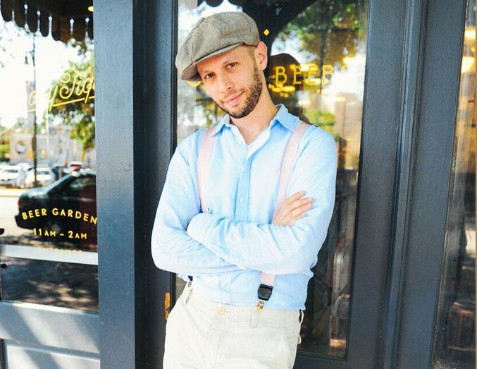 Jonathan Simon - DJ Gatsby