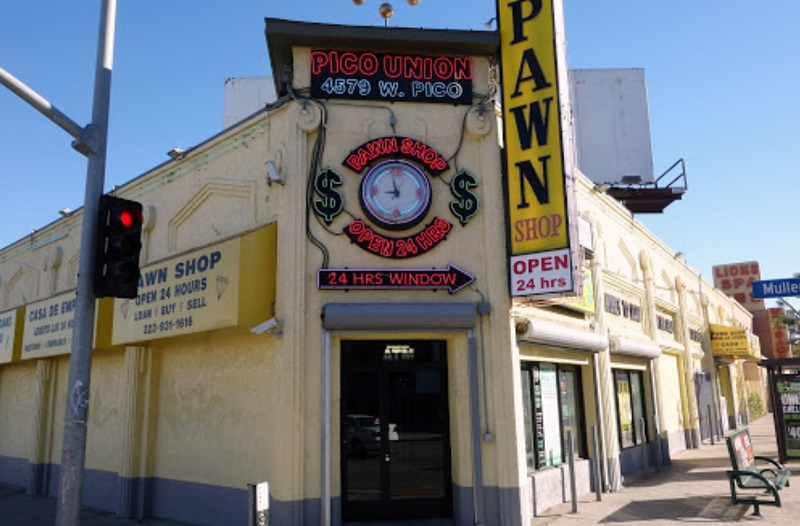 Pico Union Pawn Shop