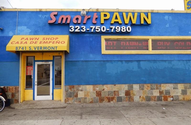 Smart Pawn
