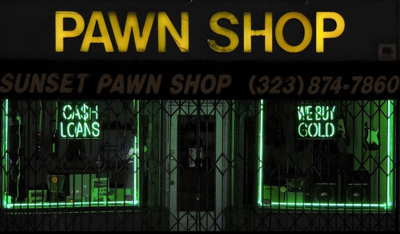 Sunset Pawnbrokers