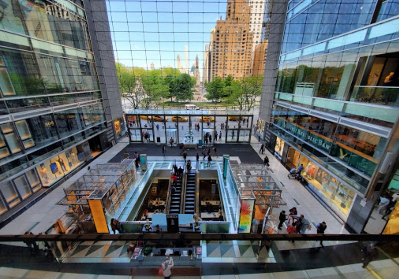 The Shops at Columbus Circle