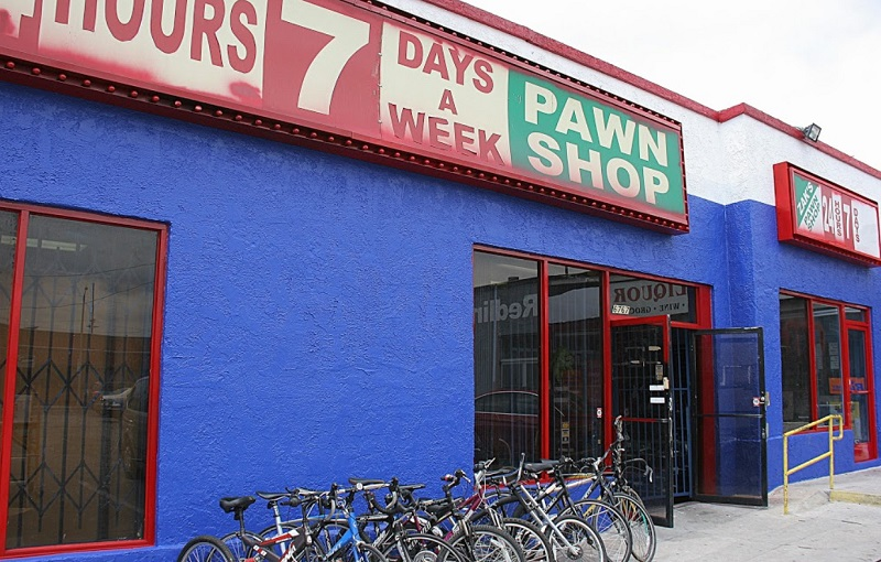 Zak's Famous 24 Hour Pawn Shop