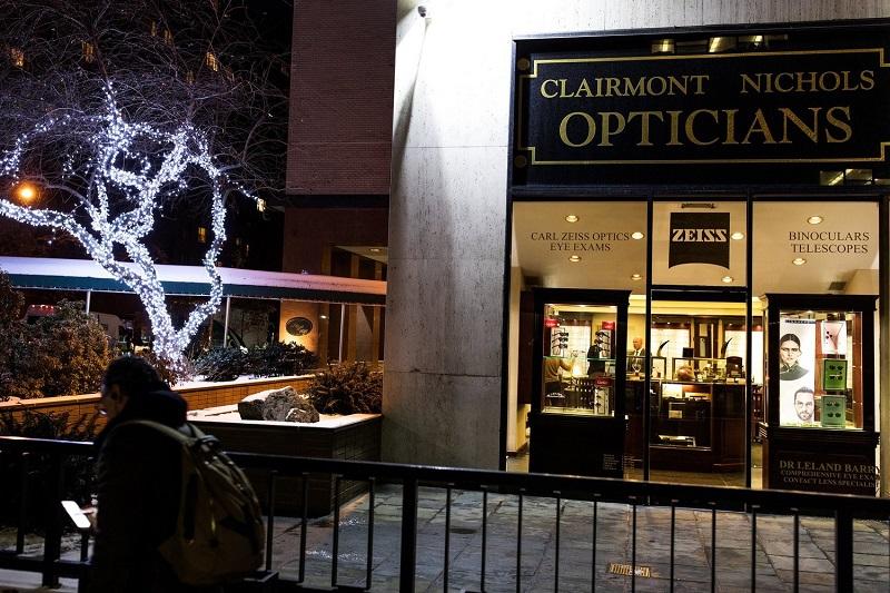 Clairmont-Nichols Opticians