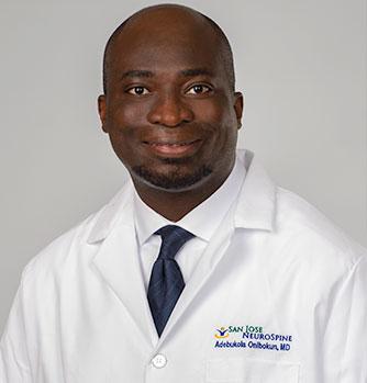 Dr. Adebukola Onibokun - San Jose Neurospine