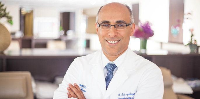 Dr. Afshin Eli Gabayan - Beverly Hills Cancer Center