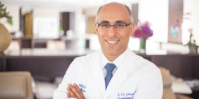 Dr. Afshin Eli Gabayan - Beverly Hills Cancer Center