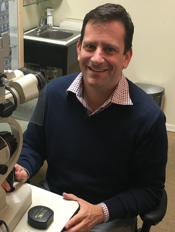 Dr. Corey Hodes - Hodes Vision Optometry