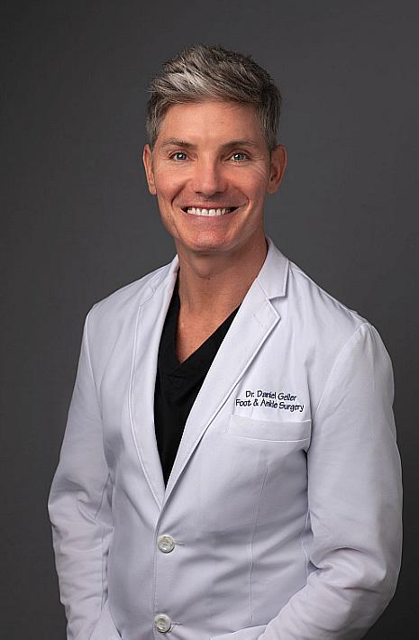 Dr. Daniel Geller - Daniel Geller, DPM
