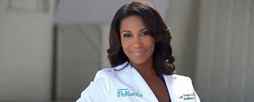 Dr. Donza Rogers - Kessler Pediatrics