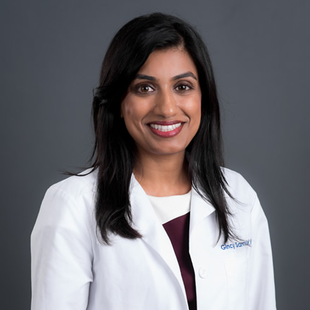 Dr. Gincy Samuel - Texas Neurology