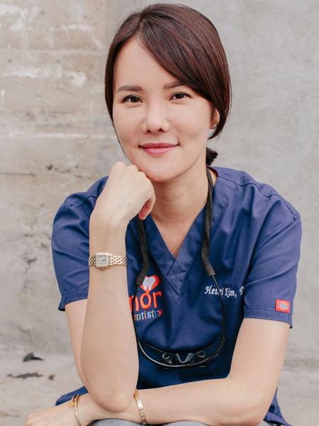 Dr. Heivi Kim - Amor Kids Dentistry