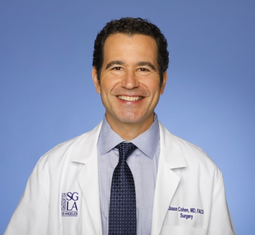 Dr. Jason Seth Cohen - Surgery Group of Los Angeles