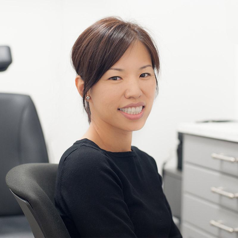 Dr. Julie Chang - Optikos Optometry