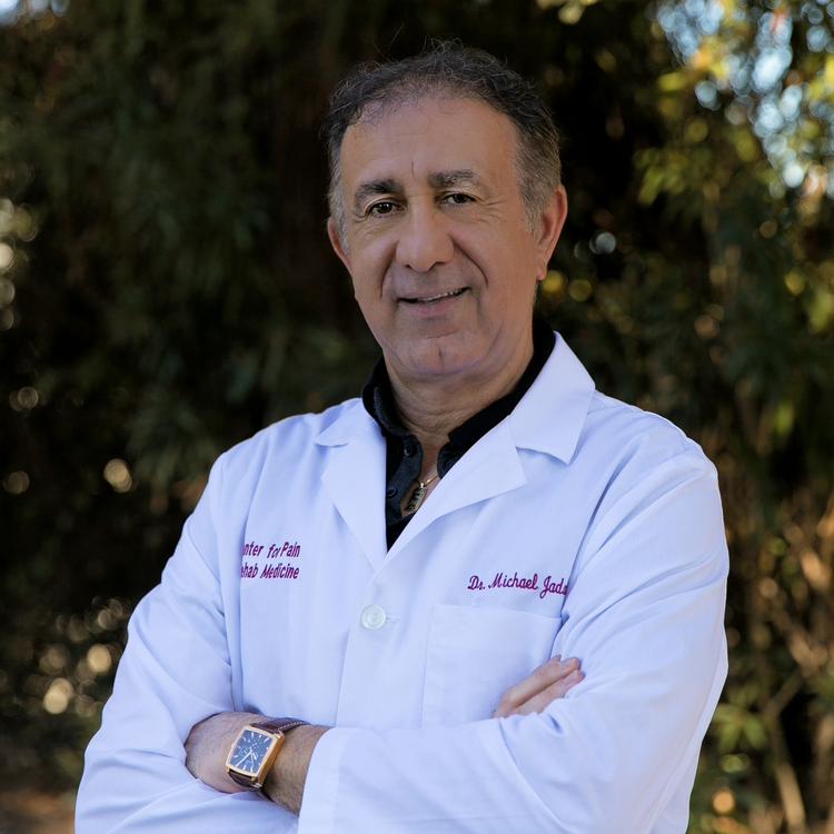 Dr. Michael Jadali - Center for Pain & Rehabilitation Medicine