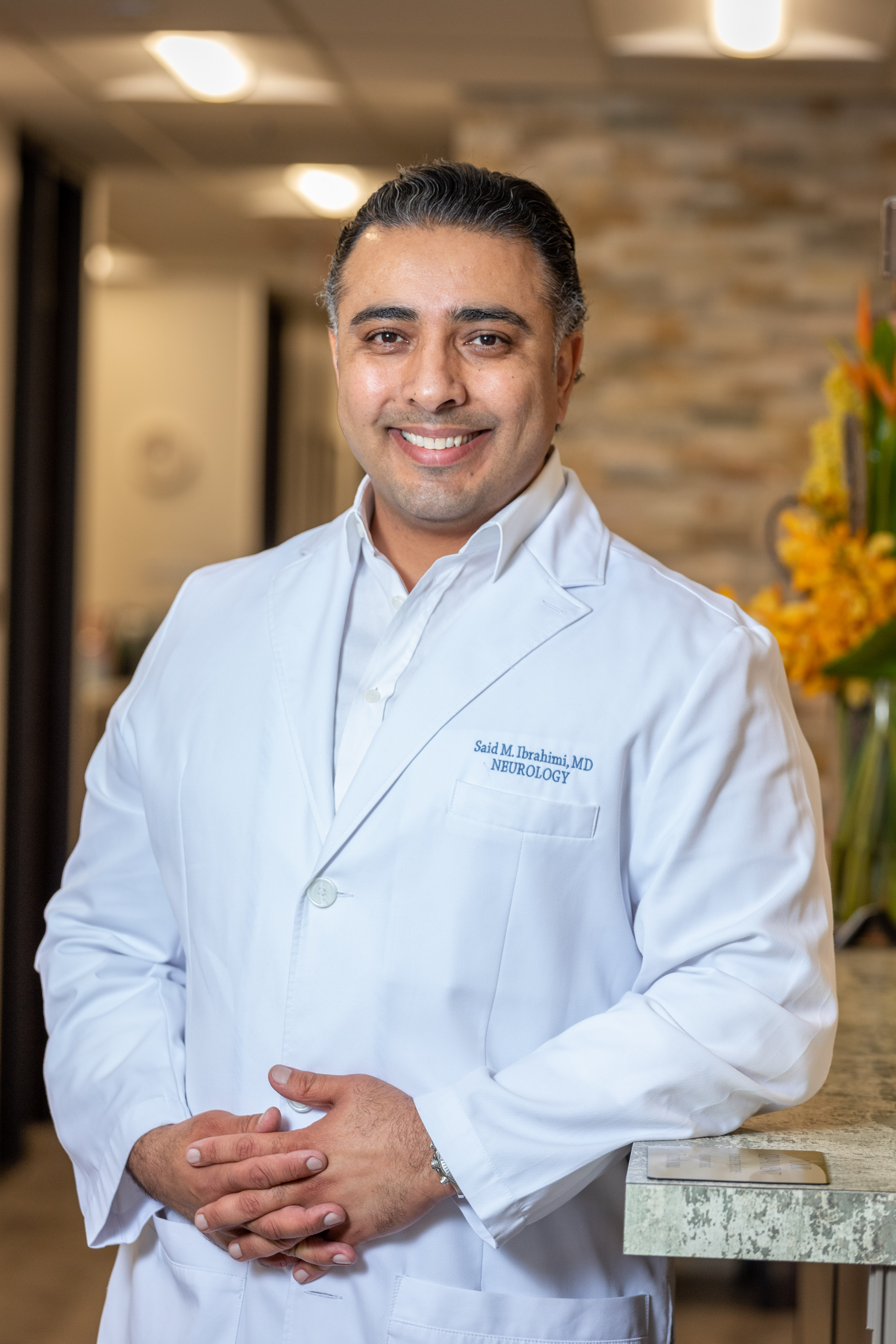 Dr. Said M. Ibrahimi - Bridge Medical Neurology Consultants