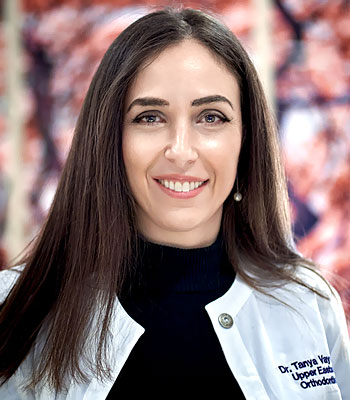 Dr. Tanya Vaysman - Upper Eastside Orthodontists