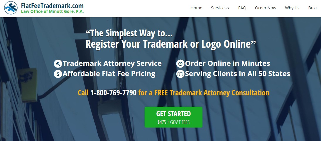Flat Fee Trademark