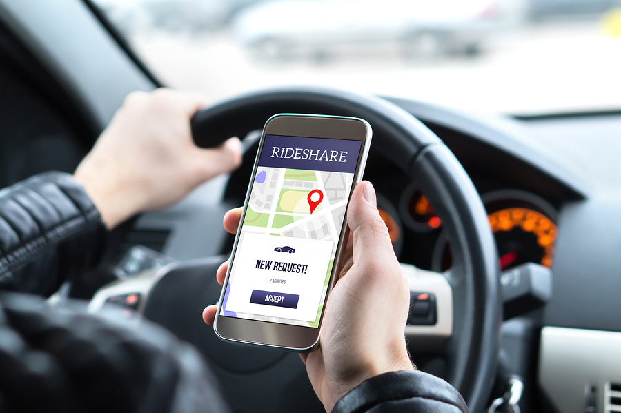 Ride-sharing is arguably one of the biggest developments of