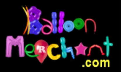Screenshot from balloonmerchant.com