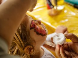 Best Face Painting Services in Houston