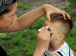 Best Face Painting Services in San Diego